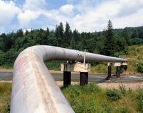 Industria petrolifera e del gas Fotografia Stock Libera da Diritti