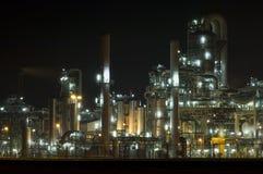 Industria petroquímica Imagenes de archivo