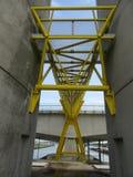 Industria Rotterdam Maasvlakte Fotografie Stock
