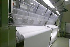 Industria tessile Fotografia Stock