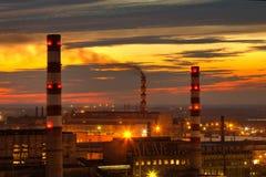 Industrial Fotos de archivo