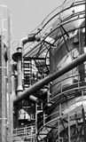 Industrial Abstract stock image