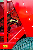 Industrial and agricultural equipment. Royalty Free Stock Image