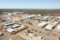 Industrial Area - Kalgoorlie - Australia. Industrial Area in Kalgoorlie - Australia Stock Photography