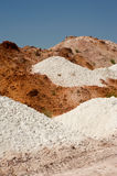 Industrial Area quarry Royalty Free Stock Images