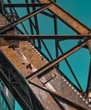 INDUSTRIAL. Arquitectura industrial en royalty free stock photos