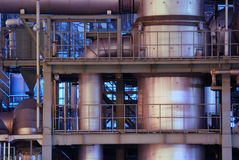 Industrial background Stock Images