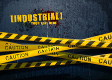 Industrial background Royalty Free Stock Image