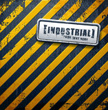 Industrial background Royalty Free Stock Images