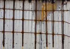 Industrial background. Grunge metal and stone Stock Images