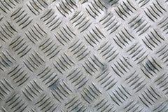 Industrial Background of Aluminium Plate Stock Image