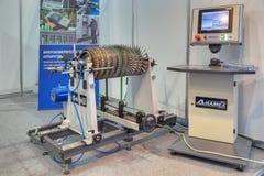 Industrial balancing equipment Royalty Free Stock Photos