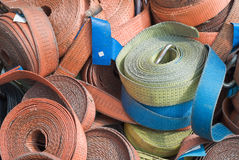 Industrial Belts Royalty Free Stock Photography