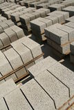 Industrial brick manufacturing Stock Photography
