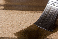 Industrial brush Royalty Free Stock Photo