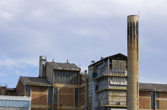 Industrial building royalty free stock photo
