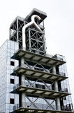 Industrial building exterior Stock Photography