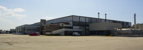 Industrial Building Stock Image