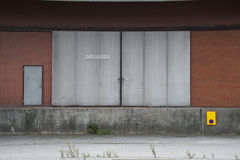 Industrial building Stock Images