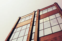 Industrial building Royalty Free Stock Images