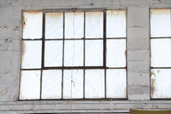 Industrial Building window Stock Photos