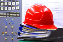 Industrial business engineering Royalty Free Stock Image