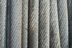 Industrial Cable Stock Photography