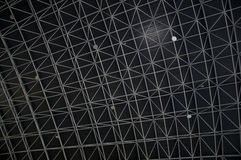 An industrial ceiling Stock Images