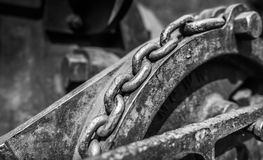Industrial Chain Royalty Free Stock Photos