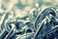 Industrial chains Stock Photos