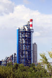 Industrial chimney Stock Photo