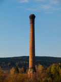 Industrial chimney Royalty Free Stock Photography