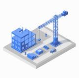 Industrial city Stock Photo