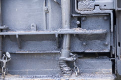 Industrial close-up Stock Image