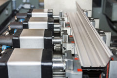 Industrial CNC machine Stock Images