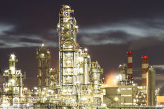 Industrial complex Stock Photography