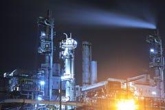 Industrial complex Stock Image