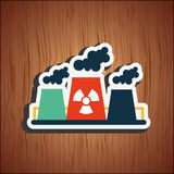 industrial concept  design Stock Image