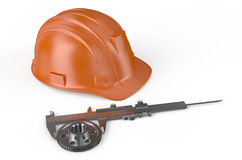 Industrial concept Stock Photography