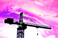 Industrial conceptual image. Stock Images