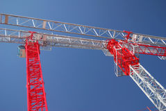 Industrial construction Royalty Free Stock Photos