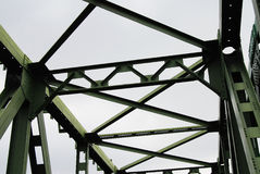 Industrial construction, fragment Stock Photography