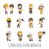 Industrial contractors workers people Stock Photo