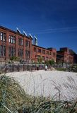 Industrial conversion project in Berlin Stock Photography