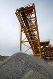 Industrial conveyor Royalty Free Stock Photo