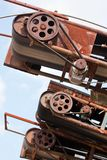 Industrial conveyors Stock Photos