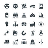 Industrial Cool Vector Icons 1 Stock Photo