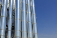 Industrial Cooling System. royalty free stock photography