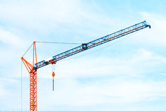 Industrial crane Royalty Free Stock Photography