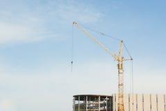 Industrial crane Stock Images